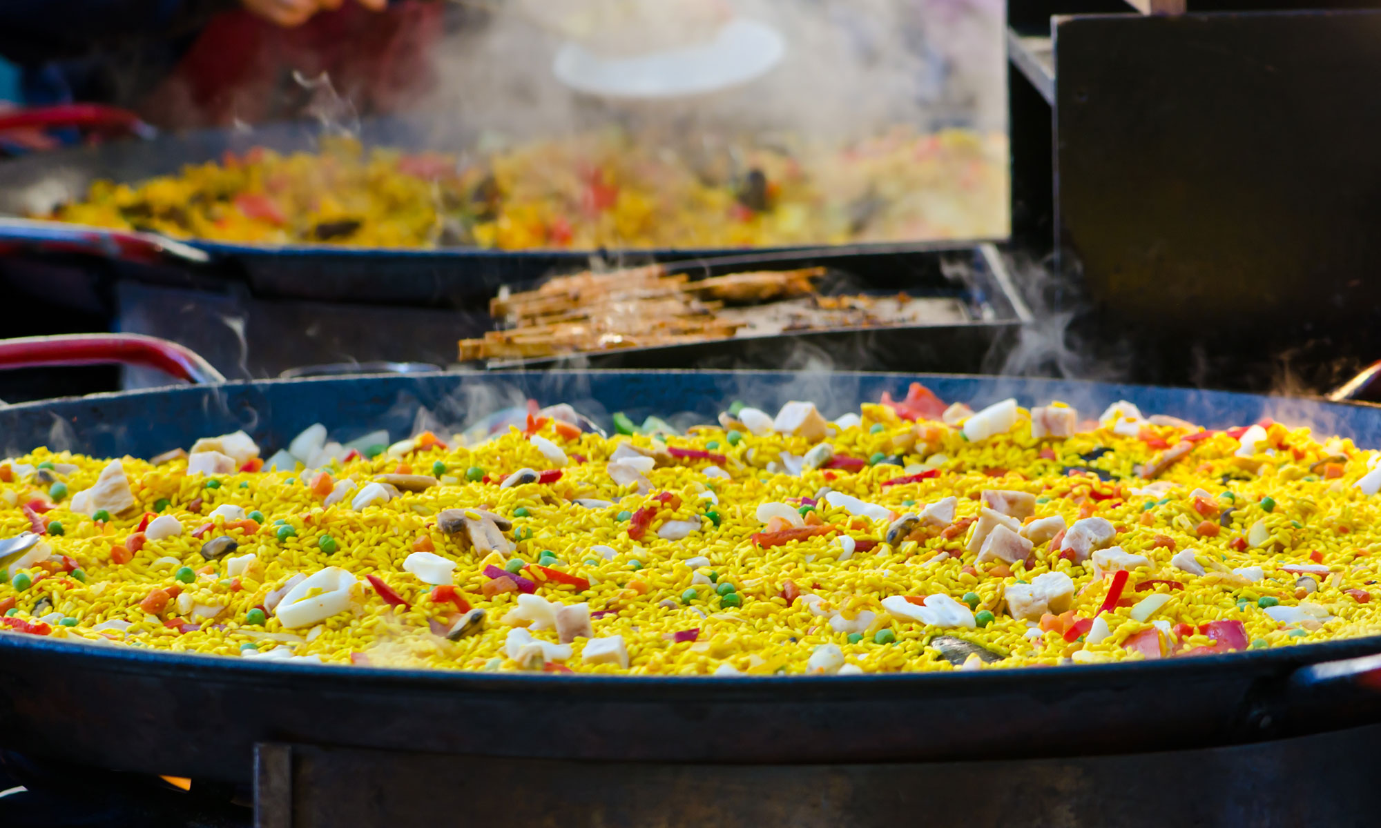 Paella Sunset Events